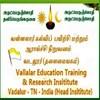 VETRI -Vallalar Education Training & Research Insititute